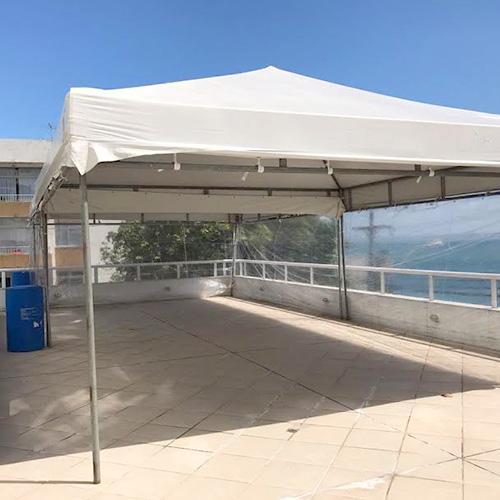 Locação de tendas em Salvador
